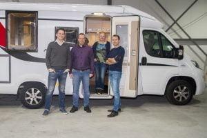 Team Noorderzon Campers