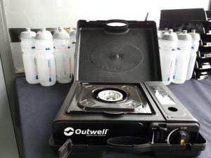 prijs outlet stove